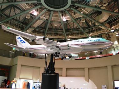 科学 博物館 航空